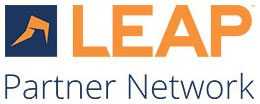 Leap Partner Network Footer Logo